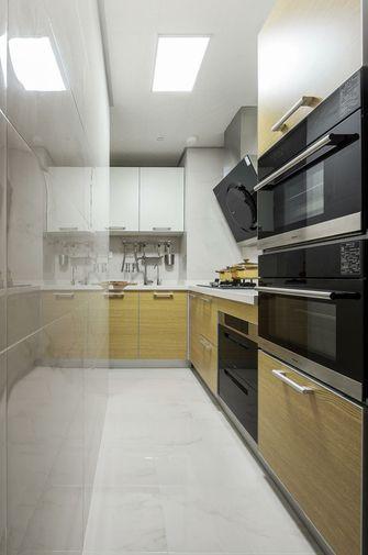 80平米公寓混搭风格厨房图片大全