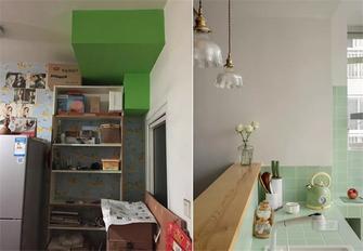 50平米小户型宜家风格厨房图