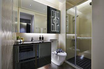 140平米三室两厅新古典风格卫生间装修图片大全