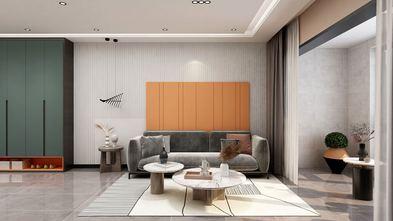 110平米三混搭风格客厅图
