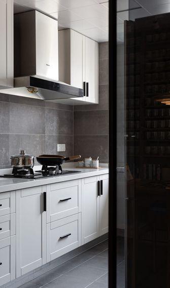 110平米日式风格厨房装修图片大全