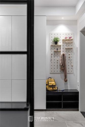140平米四室两厅现代简约风格玄关装修效果图