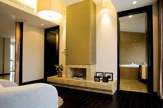 110平米三室两厅现代简约风格卫生间浴室柜图片