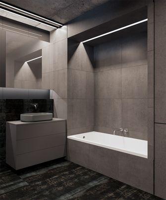 50平米一居室混搭风格卫生间效果图