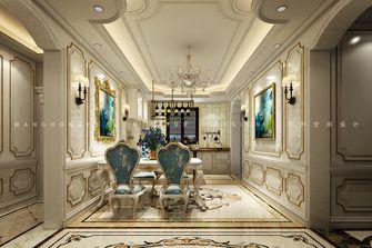 20万以上140平米三室两厅法式风格餐厅图