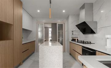 140平米四室三厅日式风格厨房欣赏图