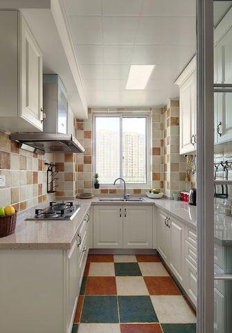 70平米地中海风格厨房图片大全