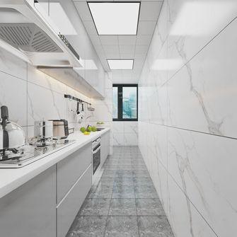 60平米一室一厅混搭风格厨房欣赏图