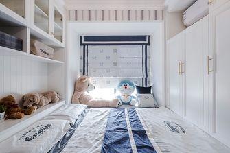 120平米三室两厅法式风格儿童房效果图
