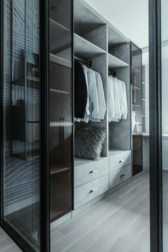 120平米三室五厅北欧风格衣帽间装修效果图