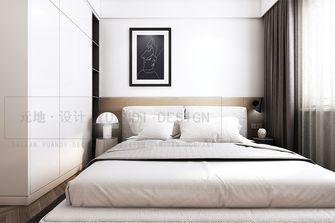 20万以上120平米复式现代简约风格卧室效果图
