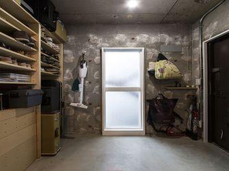 60平米公寓日式风格储藏室图