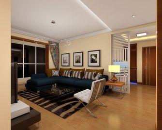 两房现代简约风格效果图