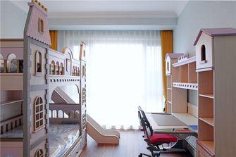 140平米四欧式风格儿童房图片大全