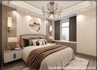 140平米别墅宜家风格卧室图片