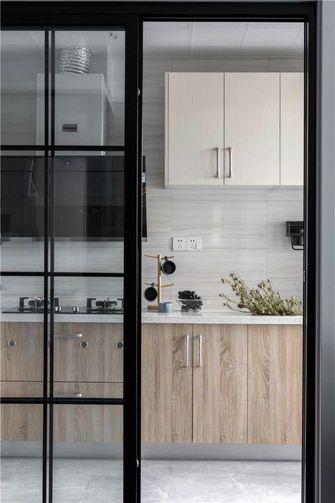 130平米三室一厅其他风格厨房设计图