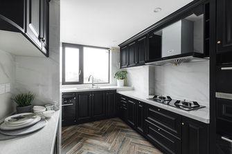120平米三室两厅欧式风格厨房图片