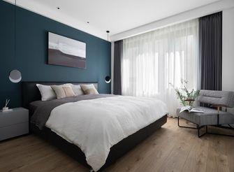 80平米四室两厅现代简约风格卧室装修案例