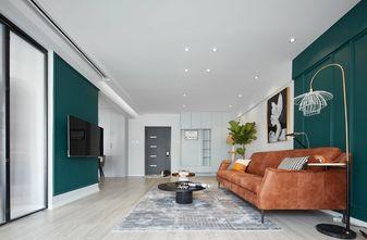 70平米一室两厅北欧风格客厅图片