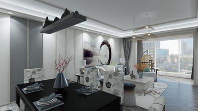 100平米中式风格餐厅图