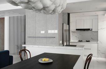 140平米复式宜家风格餐厅效果图