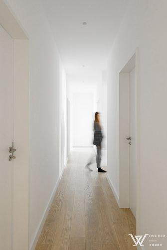 140平米复式田园风格走廊图片