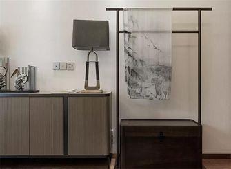 110平米公寓中式风格玄关装修图片大全