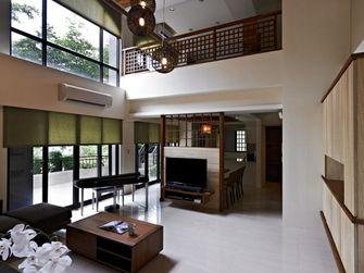 140平米四室三厅日式风格客厅设计图