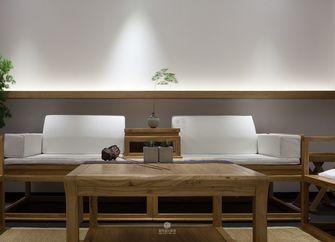 130平米四室两厅中式风格卧室设计图