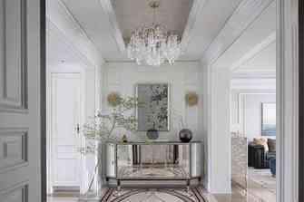 110平米四室两厅法式风格玄关装修案例