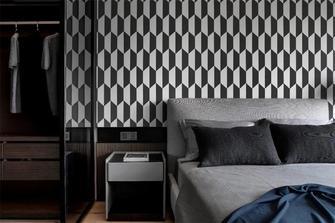 140平米四室五厅现代简约风格卧室效果图