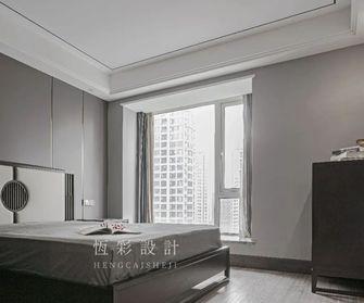 豪华型120平米三室两厅中式风格卧室设计图