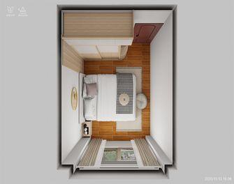 经济型110平米三室两厅北欧风格阳光房设计图