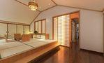 140平米复式日式风格卧室装修效果图