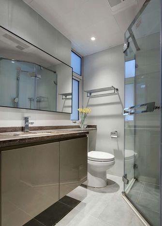 110平米北欧风格卫生间装修案例