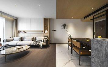 140平米三室两厅美式风格客厅欣赏图
