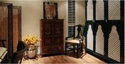 富裕型140平米四室两厅田园风格储藏室图