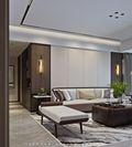 140平米四室一厅中式风格客厅装修图片大全