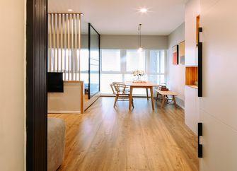 5-10万50平米一室一厅日式风格客厅设计图