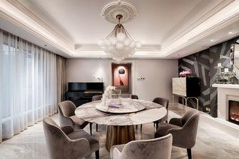 140平米四室四厅法式风格餐厅欣赏图