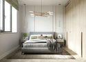 60平米一室一厅宜家风格卧室欣赏图