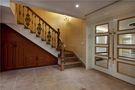 豪华型140平米别墅法式风格楼梯图