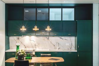 70平米一居室英伦风格厨房装修图片大全