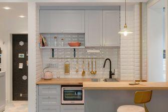 40平米小户型田园风格厨房效果图