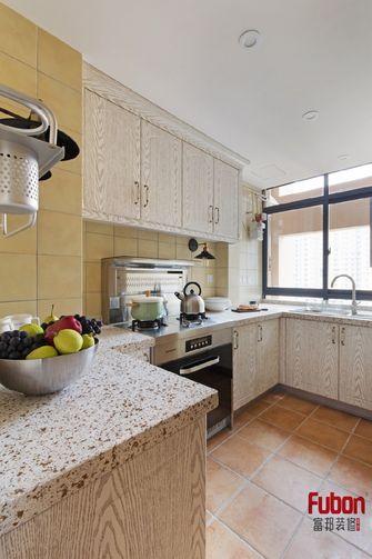 100平米三室五厅混搭风格厨房图片大全