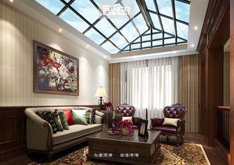 豪华型140平米别墅英伦风格阁楼图