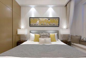 80平米欧式风格卧室图