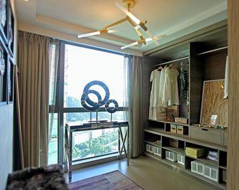 140平米四室一厅其他风格衣帽间装修案例
