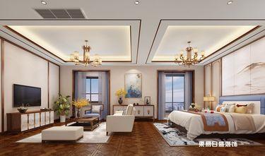 140平米四室三厅中式风格其他区域设计图