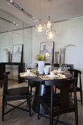 70平米宜家风格餐厅装修效果图
